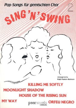 - Sing 'n' Swing Volume 2 - Partition - di-arezzo.fr