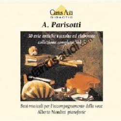 Alessandro Parisotti - Arie Antiche Volume 1. 2 CD Seuls - Partition - di-arezzo.fr