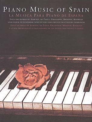 Piano Music Spain. Rose - Partition - Piano - laflutedepan.com