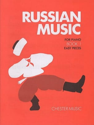Russian Music Volume 1 Partition Piano - laflutedepan