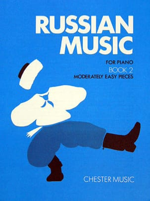 - Russian Music Volume 2 - Partition - di-arezzo.fr