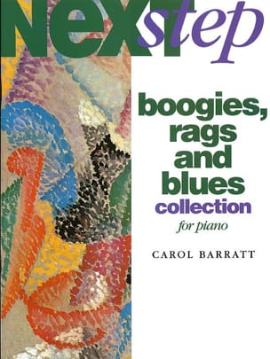 Carol Barratt - Boogies, Rags And Blues Collection - Partition - di-arezzo.fr