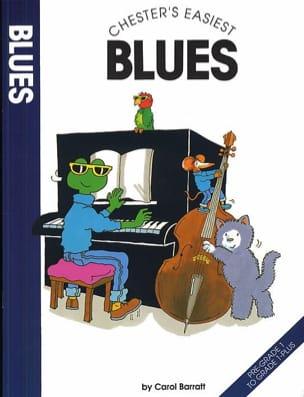 Carol Barratt - Chester's easiest blues - Sheet Music - di-arezzo.co.uk