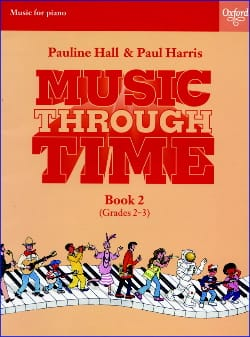 Music Through Time Volume 2 - Pauline Hall - laflutedepan.com