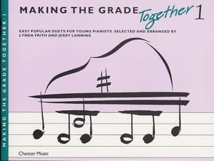 - Making The Grade Together Volume 1. 4 Mains - Partition - di-arezzo.fr