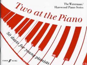Fanny Waterman - 2 At The Piano - Partition - di-arezzo.fr