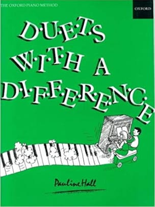 Duets With A Difference Pauline Hall Partition Piano - laflutedepan