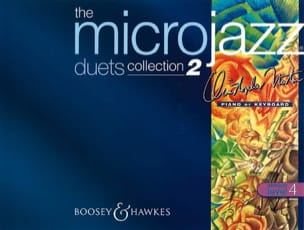 Microjazz Duets Collection 2 Level 4 Christopher Norton laflutedepan