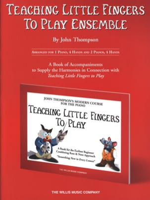 Teaching Little Fingers To Play Ensemble - laflutedepan.com