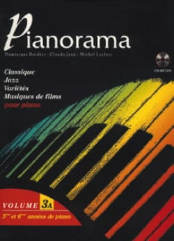 Pianorama 3A - Sheet Music - di-arezzo.co.uk