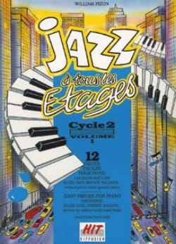 Jazz A Tous les Etages Cycle 2, Volume 1 Partition laflutedepan