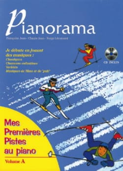 Pianorama Volume A Partition Piano - laflutedepan