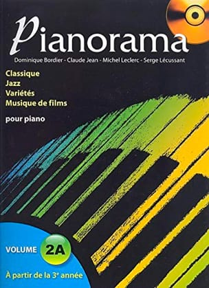 Pianorama 2A - Sheet Music - di-arezzo.com