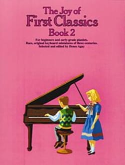 Joy Of First Classics Volume 2 - Sheet Music - di-arezzo.co.uk