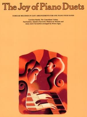 The Joy Of Piano Duets - Sheet Music - di-arezzo.co.uk