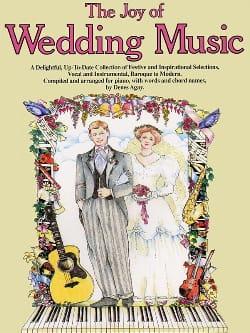 Joy Of Wedding Music Partition Piano - laflutedepan