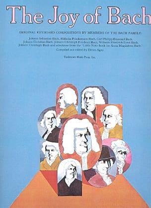 - Joy of Bach - Sheet Music - di-arezzo.co.uk