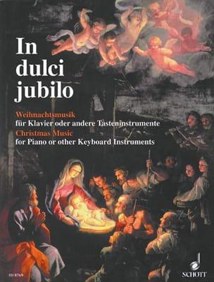 In Dulci Jubilo - Partition - di-arezzo.fr