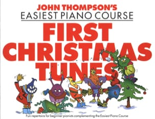 John Thompson - First Christmas Tunes - Partition - di-arezzo.fr
