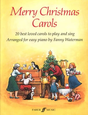 Fanny Waterman - Merry Christmas Carols - Sheet Music - di-arezzo.co.uk