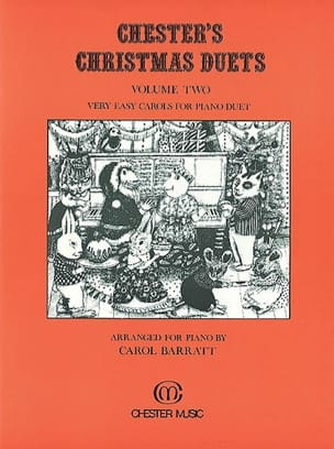 Chester's Christmas Duets Vol 2 - Partition - di-arezzo.fr