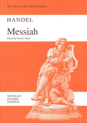 Georg-Friedrich Haendel - Messie - Partition - di-arezzo.fr