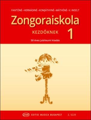 Zongora Iskola Volume 1 - Partition - di-arezzo.fr
