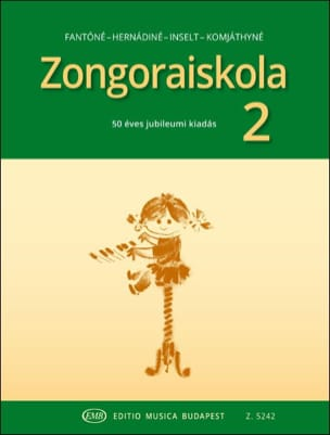- Zongora Iskola - Volume 2 - Sheet Music - di-arezzo.co.uk