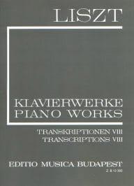 Franz Liszt - Transcriptions Diverses. Série 2 Volume 23 - Partition - di-arezzo.fr