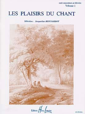- The Pleasures of Chant Volume 1. Medium / High Voice - Sheet Music - di-arezzo.co.uk