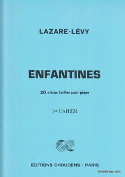 Lazare-Lévy - Childhood Volume 1 Opus 30 - Sheet Music - di-arezzo.co.uk
