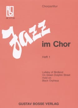 - Jazz Im Chor Volume 1 - Partition - di-arezzo.fr