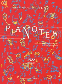 Jean-Marc Allerme - Pianotes Jazz Volume 2 - Partition - di-arezzo.ch