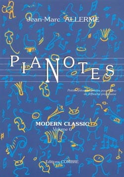 Jean-Marc Allerme - Pianotes Modern Classic Volume 6 - Sheet Music - di-arezzo.com