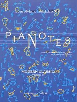 Jean-Marc Allerme - Pianotes Modern Classic Volume 5 - Sheet Music - di-arezzo.com