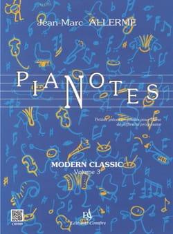 Jean-Marc Allerme - Pianotes Modern Classic Volume 3 - Sheet Music - di-arezzo.com