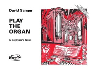 David Sanger - Play The Organ Volume 1 - Sheet Music - di-arezzo.com