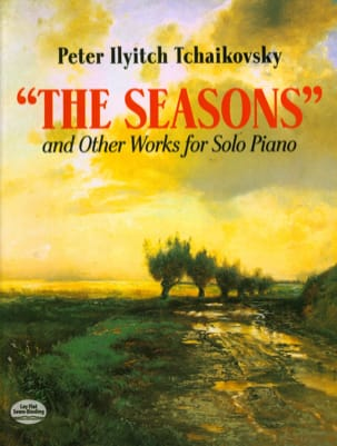 TCHAIKOWSKY - Seasons - Other Works - Sheet Music - di-arezzo.co.uk