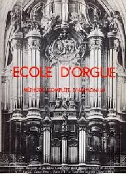 Ecole D'orgue Volume 2 Louis Raffy Partition Orgue - laflutedepan