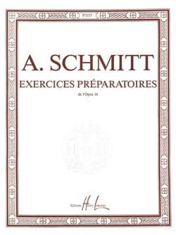 Aloys Schmitt - Preparatory Exercises Opus 16 - Sheet Music - di-arezzo.co.uk