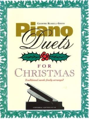 Piano Duets For Christmas - Partition - Piano - laflutedepan.com