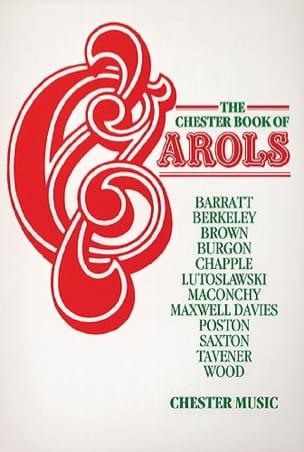 The Chester Book Of Carols - Partition - Chœur - laflutedepan.com