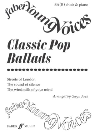 - Classic Pop Ballads - Sheet Music - di-arezzo.com
