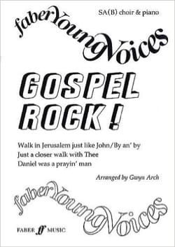 - Gospel Rock - Partition - di-arezzo.fr