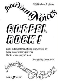 Gospel Rock - Partition - di-arezzo.fr