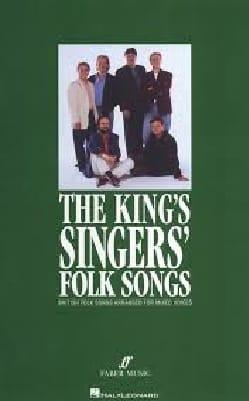 The King's Singers' Folk Songs - Partition - laflutedepan.com