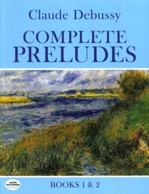 DEBUSSY - Complete preludes - Sheet Music - di-arezzo.co.uk