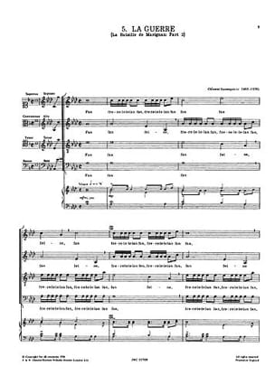 - Warfare. - Sheet Music - di-arezzo.co.uk