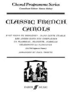 Classic French Carols - Partition - di-arezzo.fr