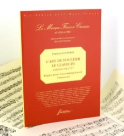 François Couperin - The Art of Touching the Harpsichord - Sheet Music - di-arezzo.co.uk